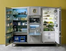 Как выбрать холодильник: объем и габариты