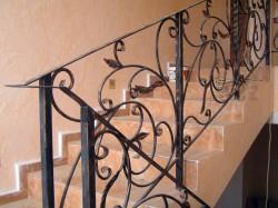 Как выбрать кованую лестницу?