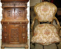 Как вернуть мебели первоначальный вид?