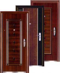 Элитные металлические двери – надежная защита и изящное украшение Вашего дома