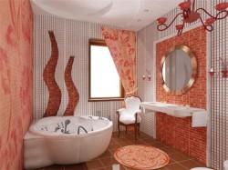 Особенности интерьера ванной комнаты
