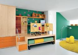 Как обустроить детскую комнату. Часть 1