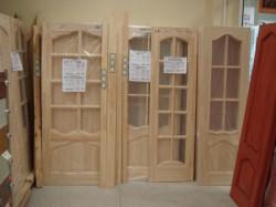Чем плохи двери из сосны?