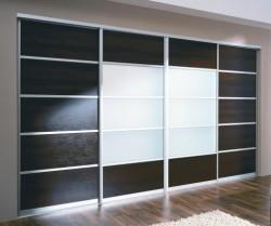 Шкафы-купе, как разновидность встроенной мебели