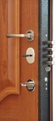 модернизировать свою стальную дверь