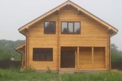Строим дом из бруса: какой брус выбрать?