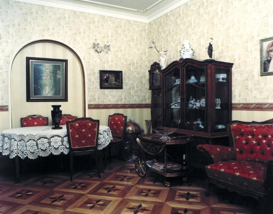 Эксклюзивный ремонт квартир в Москве 200+ фото