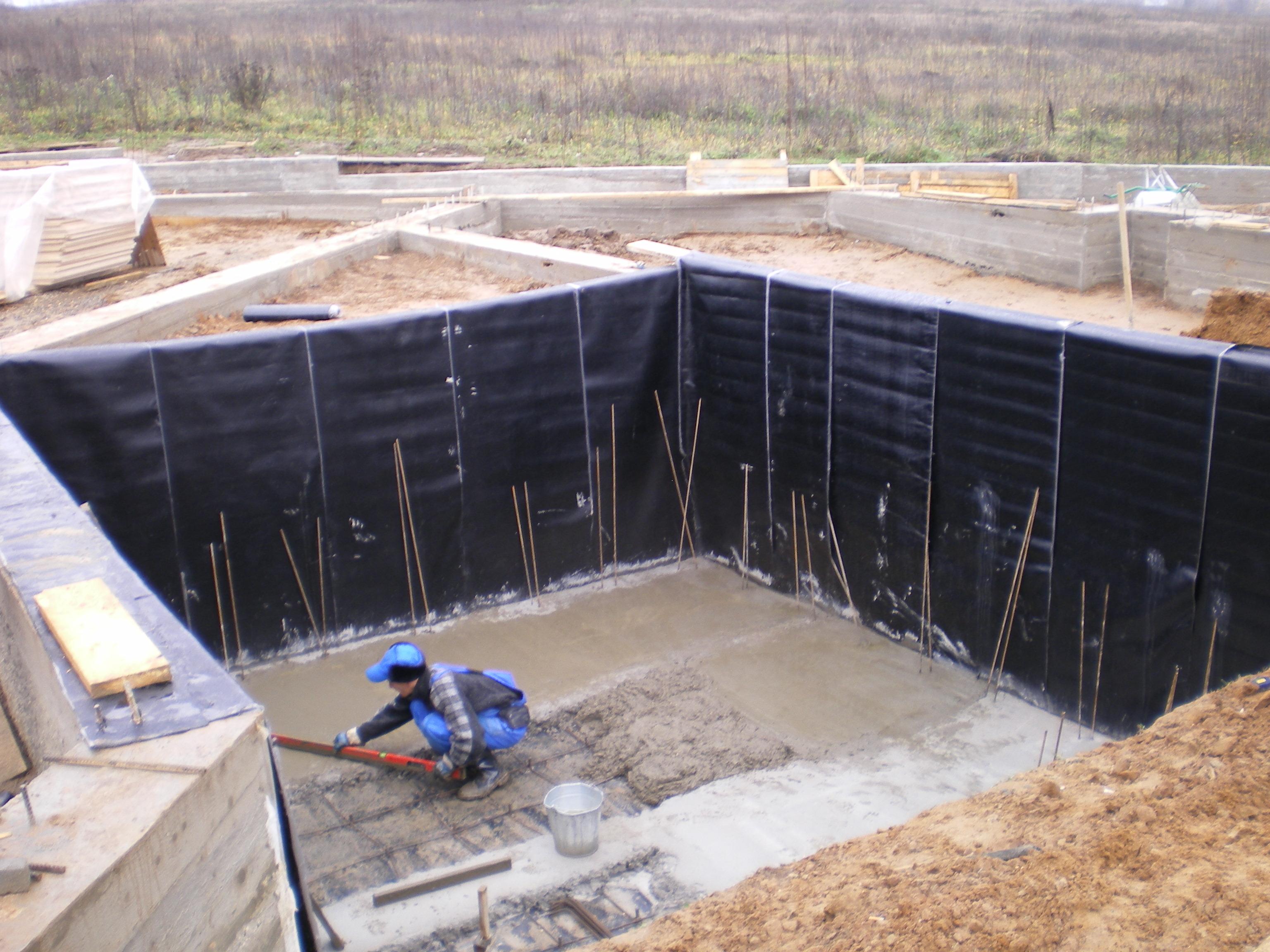 Как построить цокольный этаж своими руками 907