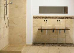 Плитка для ванной комнаты: как выбрать подходящий материал