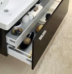 Выбор мебели для ванной с учетом материала