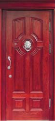 Нарядные входные двери