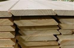 Планкен из лиственницы: свойства и применение