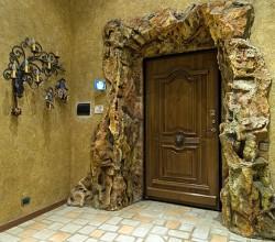 Нарядные входные двери: красота, стиль, качество