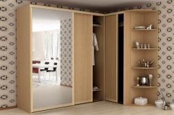 Изготовление шкафа-купе: конструкции и виды