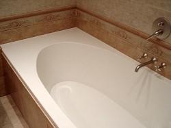 Из чего производятся современные ванны