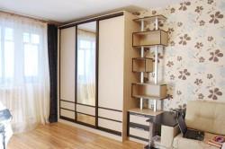 Шкафы купе для небольших квартир