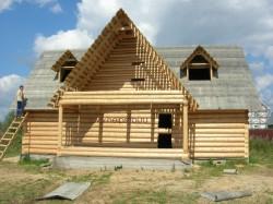 Строительство деревянных домов в Можайске