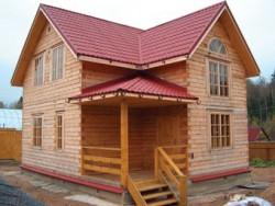 Строительство брусовых домов