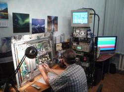 Особенности ремонта плазменных панелей