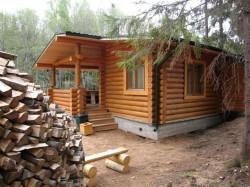 Особенности строительства бани на своем участке