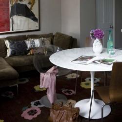 Оформление интерьера столовой зоны гостиной