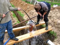 Скважины для автономного водоснабжения частного дома