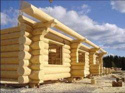 Когда лучше строить дом из дерева?