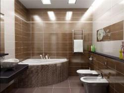 Ванная комната: особенности отделки ее поверхностей