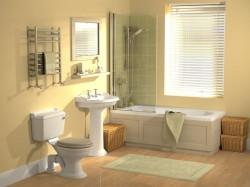 Невыдуманная история ванной комнаты