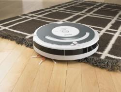 Современный робот уборщик - автоматизированная уборка квартиры
