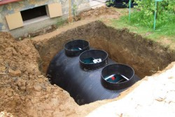 Автономная загородная канализация и водоснабжение