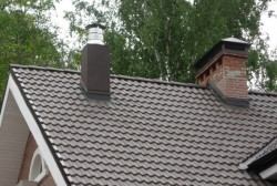 Дымоход – важнейший элемент дома!