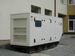 Как проводят установку дизельного генератора