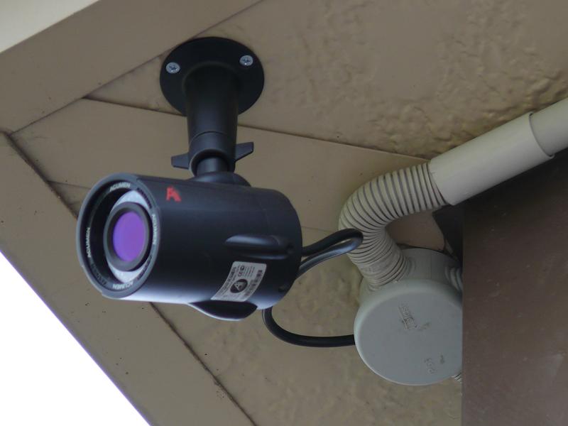 Установить видеонаблюдение в доме своими руками 944