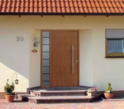 Современные входные железные двери