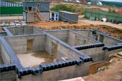 Правила создания гидроизоляции фундамента