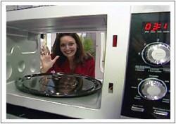 Советы по правильной установке микроволновой печи Sharp
