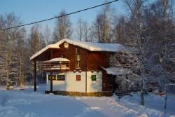 Загородные дома в Ленинградской области