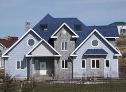 Виды материалов для обшивки фасада дома