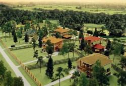 Выгодные преимущества коттеджных поселков эконом-класса