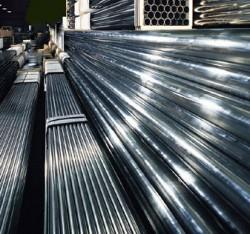 Где применяются стальные трубы?