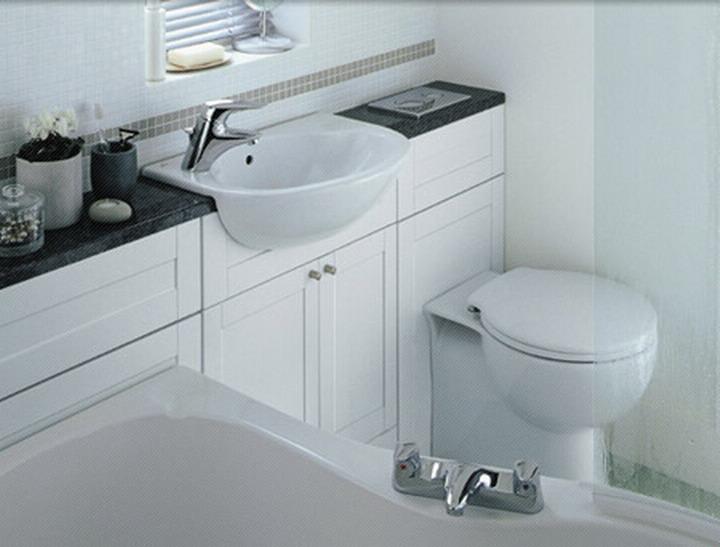 Дизайн ванной комнаты в хрущевке: основные этапы работ.