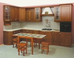 Выбор мебели и кухни массив из дерева