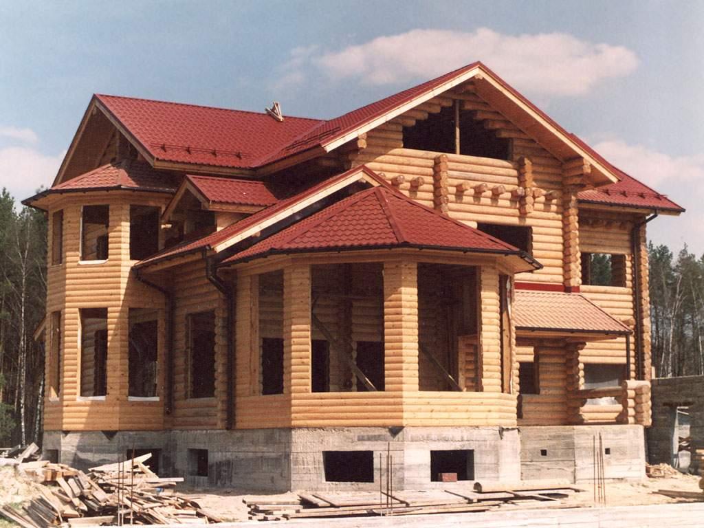 Строительство кирпичного, деревянного и комбинированного дома