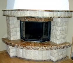 Виды стилей порталов для камина