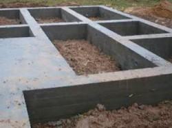 Фундамент и система защиты от протечек