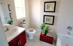 Планирование освещения в ванной комнате