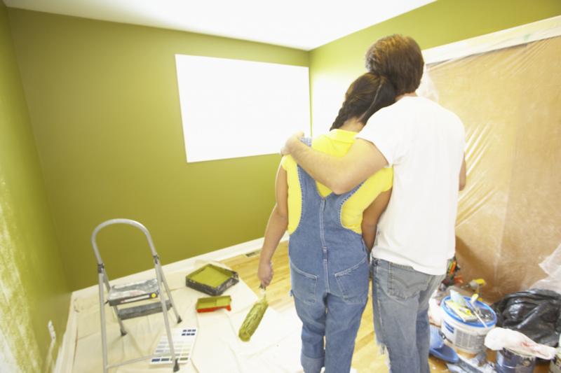 как делать ремонт в квартире самому помощь