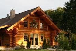 Отличительные особенности финских домов из бруса