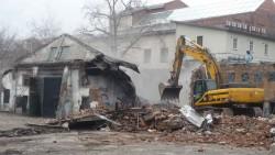 Важные моменты при сносе зданий